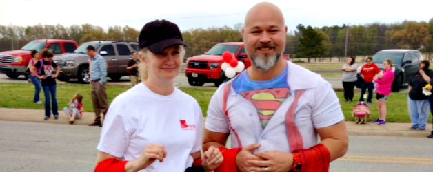 Dr. Rouse and Dr. Sneed handed out medals for the winners of The St. Bernards Medical Group Health & Fitness Expo Kids Rock and Run 5K. Participants dressed as their […]
