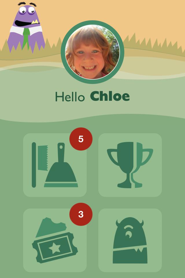 ChoreMonster App