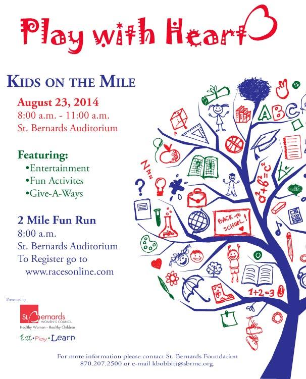 Kids on the Mile