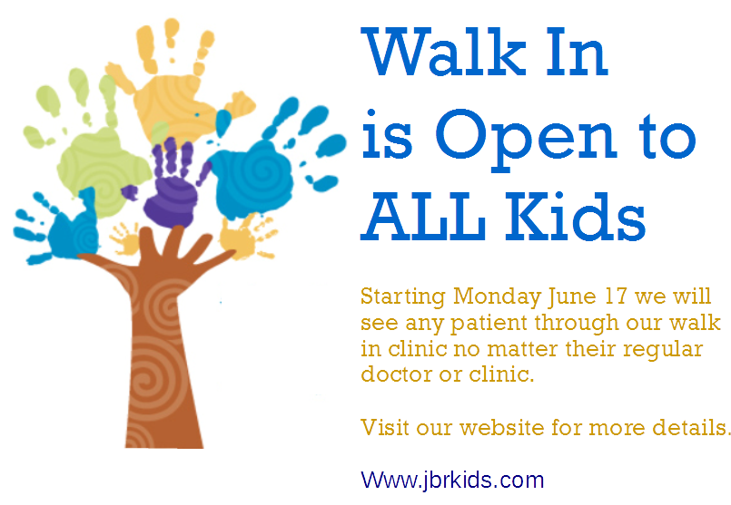 The Children's Clinic is happy to announce that we are expanding our walk-in clinic services to all pediatric patients. As of 6/17/19, we will see any pediatric patient regardless of […]